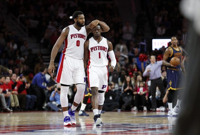 Detroit Pistons 2017 NBA Preview, Draft, Offseason Recap, Depth Chart, Outlook