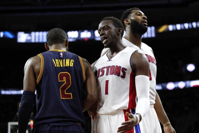 LeBron James shows he's a great teammate after running over Kyrie Irving