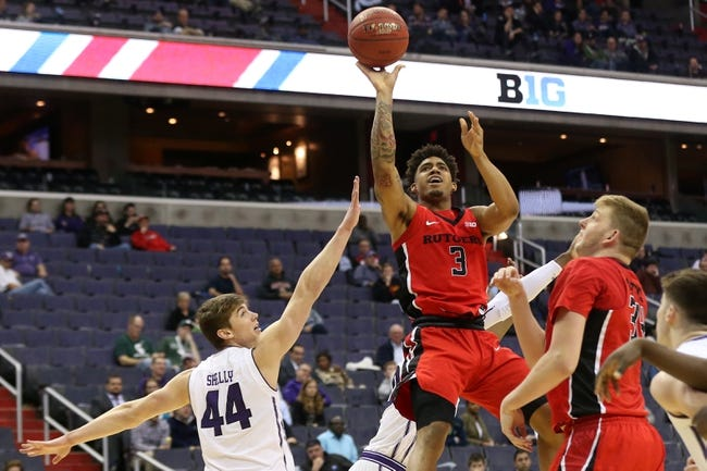Rutgers vs. Northwestern - 2/13/18 College Basketball Pick, Odds, and Prediction
