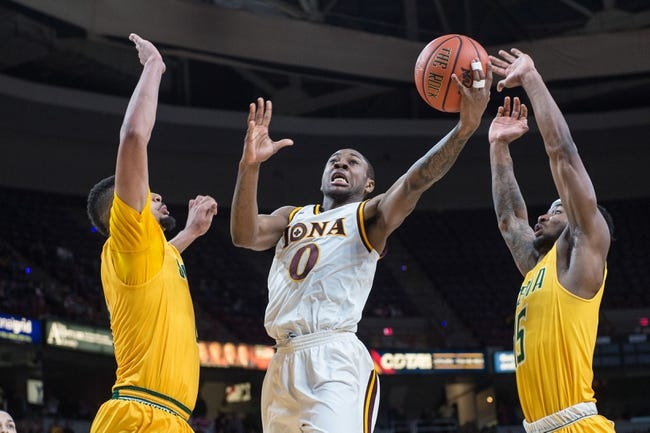 Iona vs. Fairfield - 3/5/18 College Basketball Pick, Odds, and Prediction