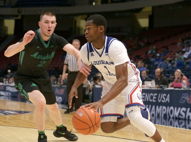 NCAA BB | Marshall at Louisiana Tech