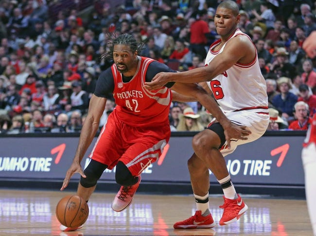 Chicago Bulls vs. Houston Rockets - 1/8/18 NBA Pick, Odds, and Prediction