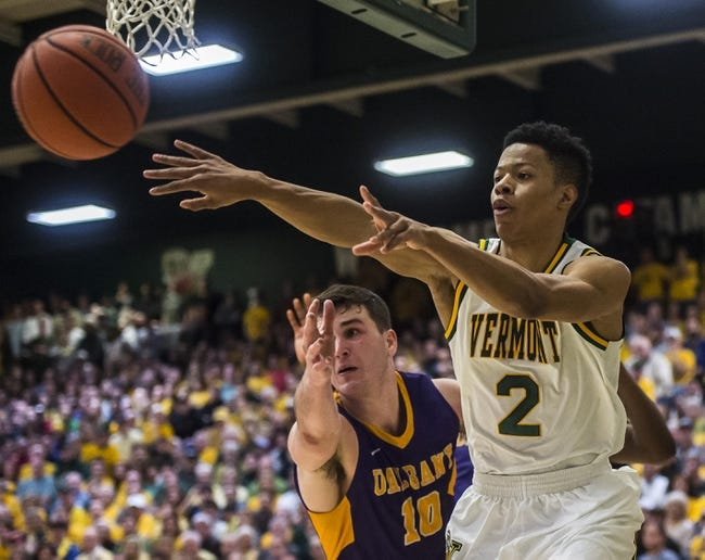 Albany vs. Vermont - 2/8/18 College Basketball Pick, Odds, and Prediction