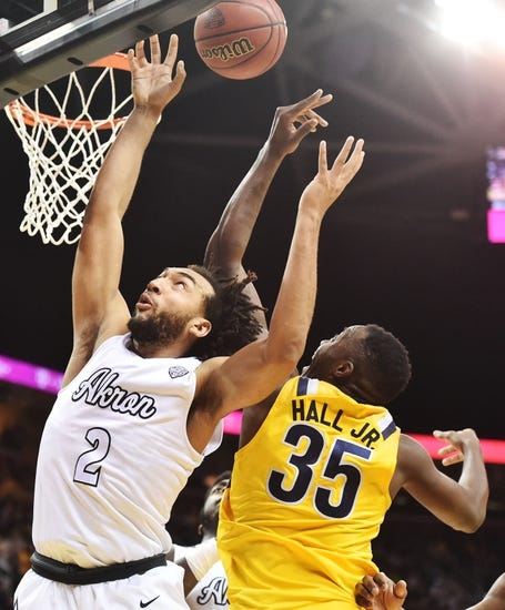 Akron vs. Chattanooga - 11/28/17 College Basketball Pick, Odds, and Prediction
