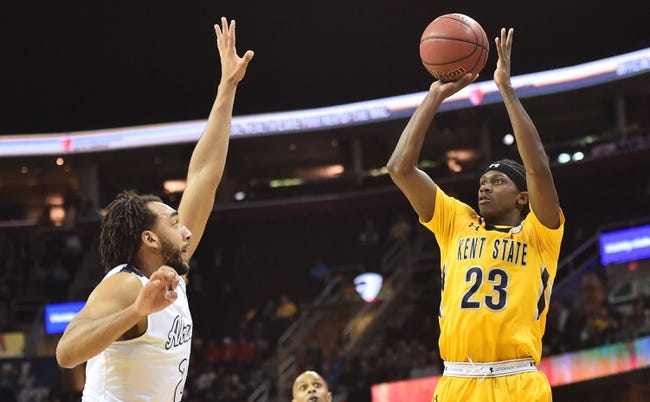 NCAA BB | Kent State Golden Flashes (5-1) at Detroit Titans (3-3)