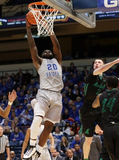 Middle Tennessee vs. Marshall - 3/3/18 College Basketball Pick, Odds, and Prediction