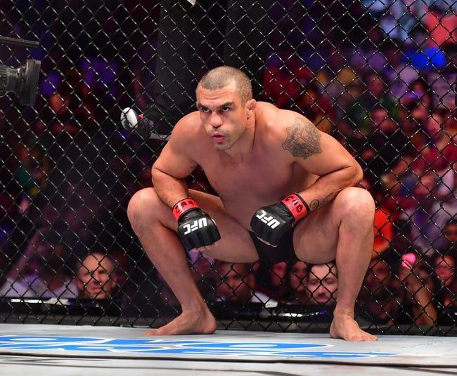 Vitor Belfort vs. Lyoto Machida UFC 224 Pick, Preview, Odds, Prediction - 5/12/18