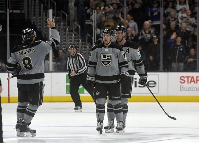 Washington Capitals vs. Los Angeles Kings - 11/30/17 NHL Pick, Odds, and Prediction