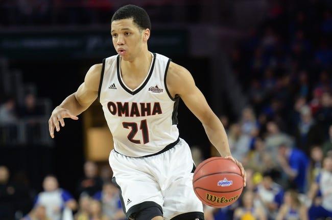 Nebraska-Omaha vs. Drake - 11/29/17 College Basketball Pick, Odds, and Prediction