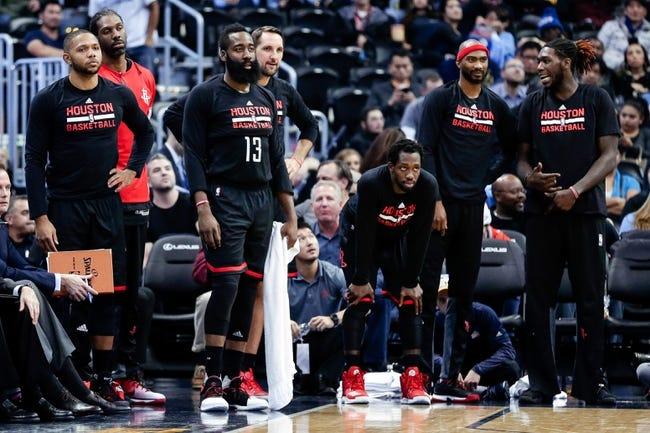 Harden has 40 in triple-double, Rockets top Nuggets 109-105
