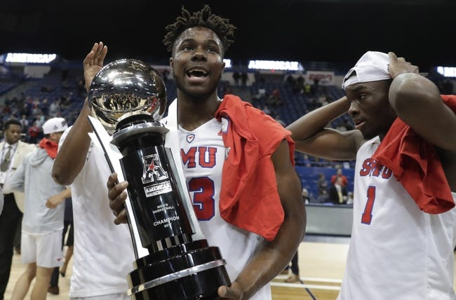 Southern California rallies back to knock SMU out of NCAA tournament