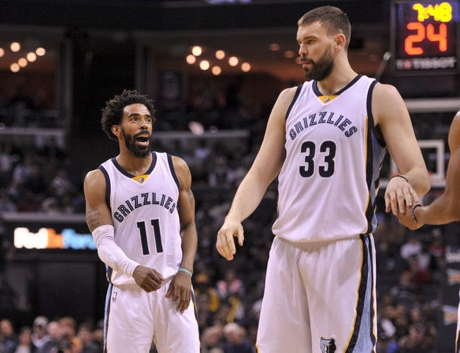 Memphis Grizzlies 2017 NBA Preview, Draft, Offseason Recap, Depth Chart, Outlook