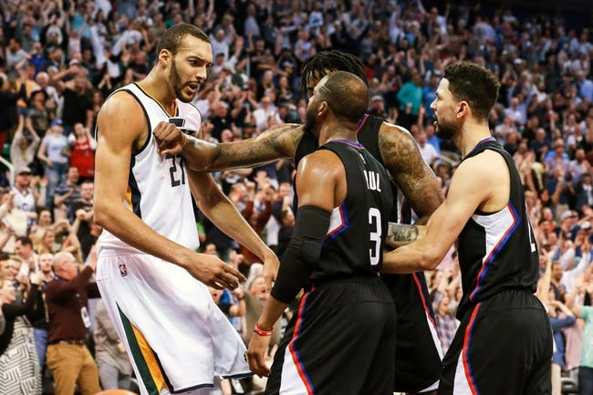 Clippers close gap on Jazz with home triumph