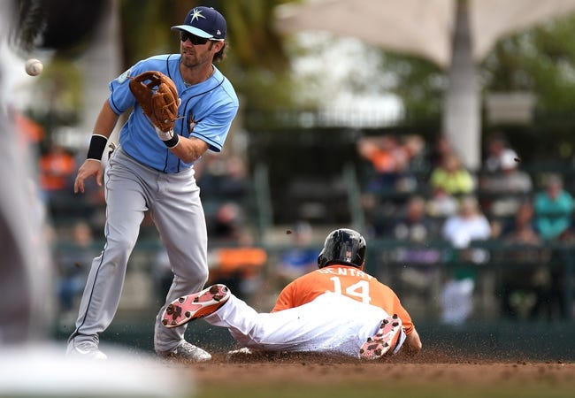 Weather could be a factor in Rays-Orioles matchup