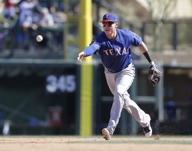 Arizona Diamondbacks vs. Texas Rangers - 7/30/18 MLB Pick, Odds, and Prediction