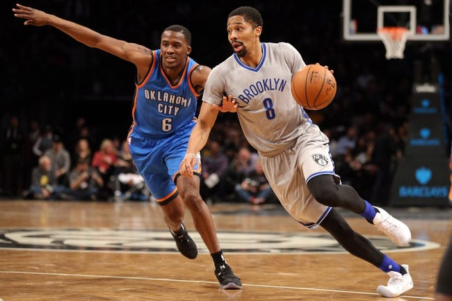 Brooklyn Nets vs. Oklahoma City Thunder - 12/7/17 NBA Pick, Odds, and Prediction