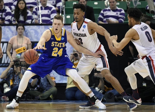 South Dakota State vs. Denver - 1/13/18 College Basketball Pick, Odds, and Prediction