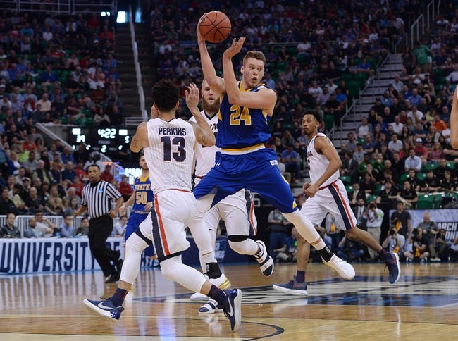South Dakota State vs. Ohio State - NCAA First Round - 3/15/18 College Basketball Pick, Odds, and Prediction