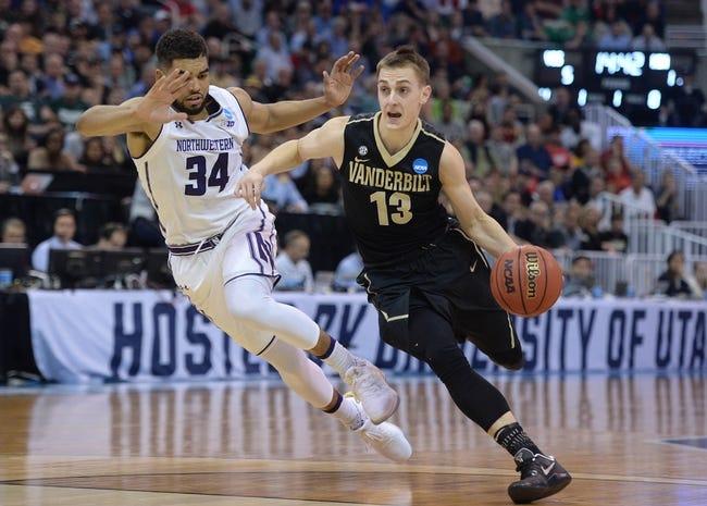 Belmont vs. Vanderbilt - 11/13/17 College Basketball Pick, Odds, and Prediction