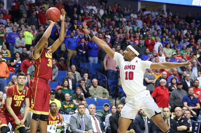 Southern Methodist vs. USC - 12/2/17 College Basketball Pick, Odds, and Prediction