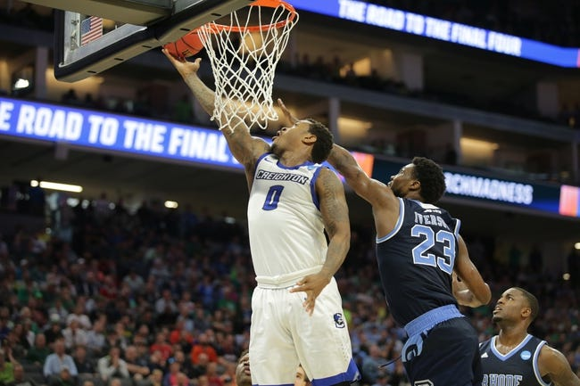 Northwestern vs. Creighton - 11/15/17 College Basketball Pick, Odds, and Prediction