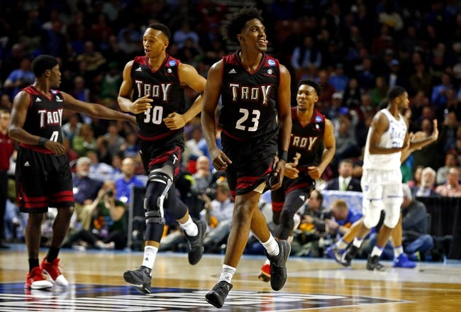 Hawaii vs. Troy - 11/14/17 College Basketball Pick, Odds, and Prediction