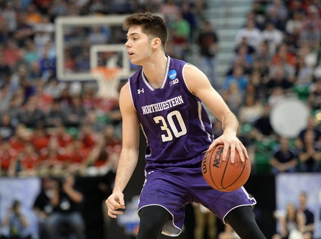 Northwestern vs. Saint Peter's - 11/13/17 College Basketball Pick, Odds, and Prediction
