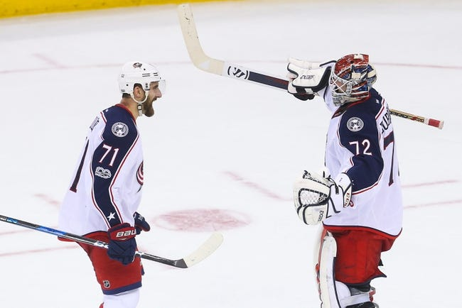 Columbus Blue Jackets vs. New Jersey Devils - 12/5/17 NHL Pick, Odds, and Prediction