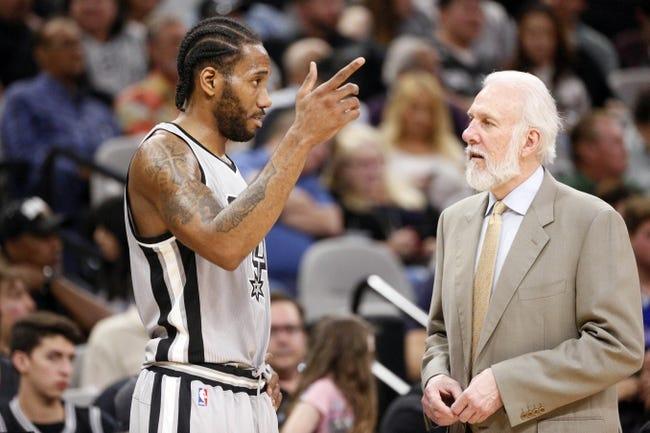San Antonio Spurs 2017 NBA Preview, Draft, Offseason Recap, Depth Chart, Outlook