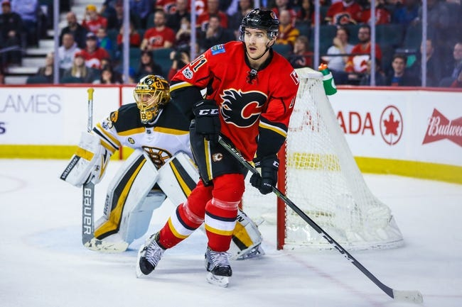 Boston Bruins vs. Calgary Flames - 2/13/18 NHL Pick, Odds, and Prediction