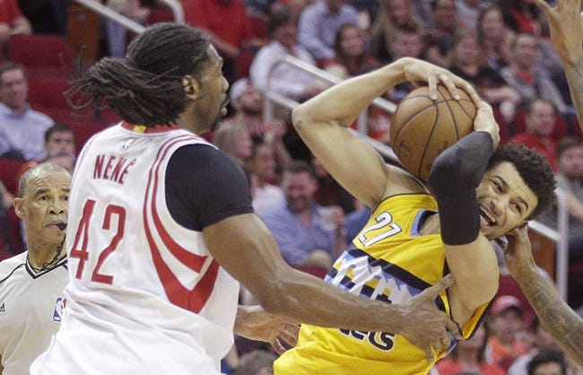 Rockets beat Nuggets to secure third in West