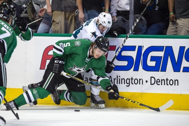 Stars take 6-1 win behind hat trick