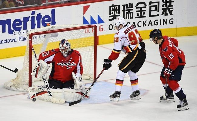 NHL | Washington Capitals (5-5-1) at Calgary Flames (5-6-0)