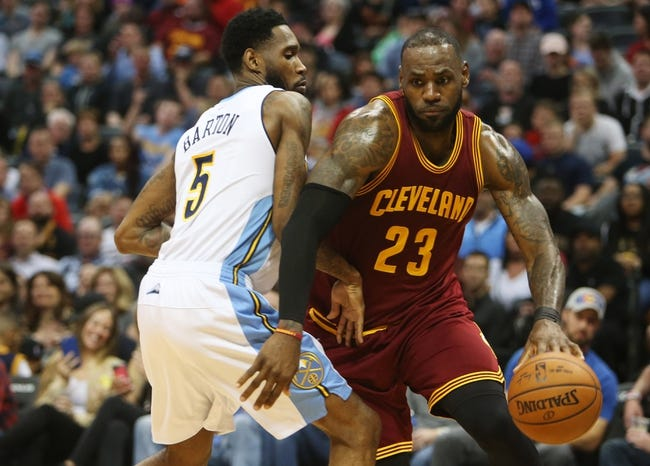 Cleveland Cavaliers vs. Denver Nuggets - 3/3/18 NBA Pick, Odds, and Prediction
