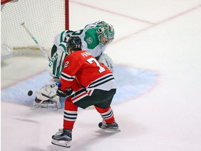 Chicago Blackhawks vs. Dallas Stars - 11/30/17 NHL Pick, Odds, and Prediction
