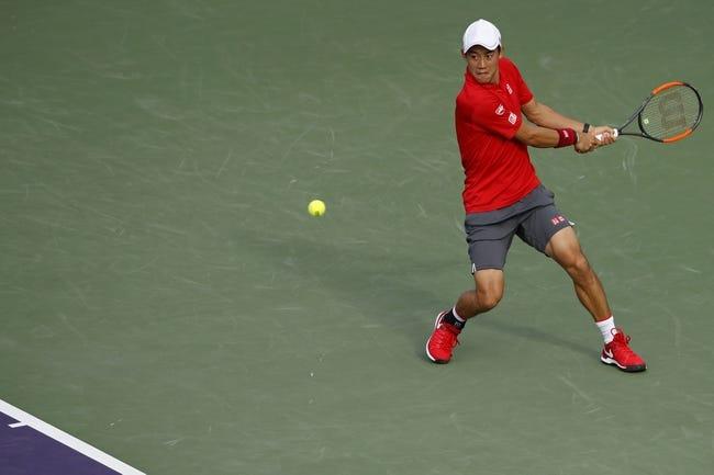 Tennis   Kei Nishikori vs. Kevin Anderson