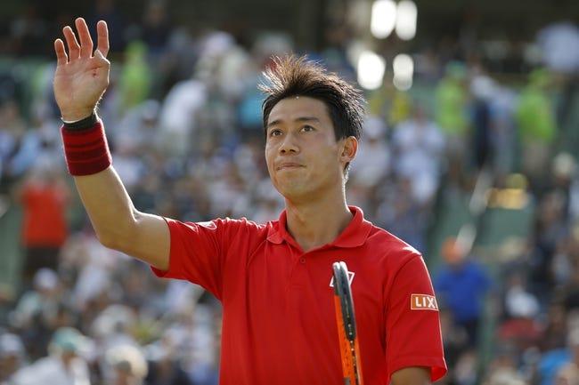 Tennis | Kevin Anderson vs. Kei Nishikori