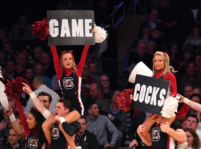 South Carolina vs. Vanderbilt - 1/6/18 College Basketball Pick, Odds, and Prediction