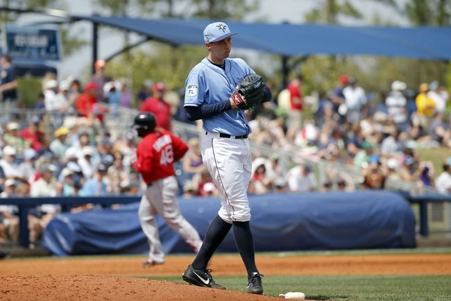 Blake Snell picks up the loss as Tampa Bay loses on Monday
