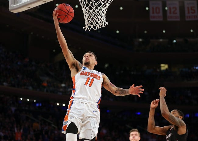 Florida vs. Duke - 11/26/17 College Basketball Pick, Odds, and Prediction