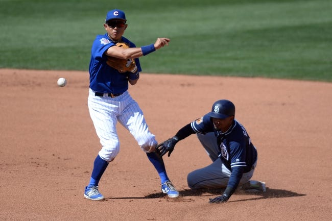Renfroe's grand slam lifts Padres over slumping Cubs 5-2