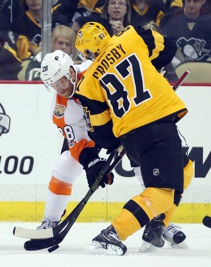 Pittsburgh Penguins vs. Philadelphia Flyers - 11/27/17 NHL Pick, Odds, and Prediction