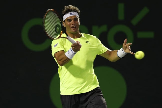Tennis | Malek Jaziri vs Nikoloz Basilashvili