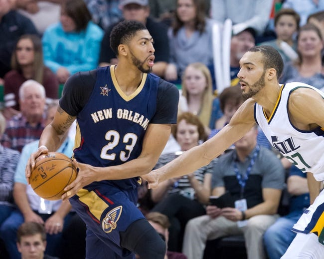 Utah Jazz vs. New Orleans Pelicans - 12/1/17 NBA Pick, Odds, and Prediction