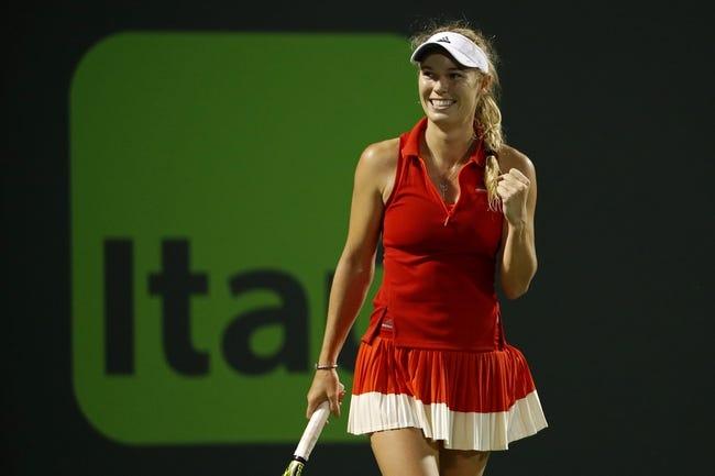 Tennis | Wozniacki vs. Konta