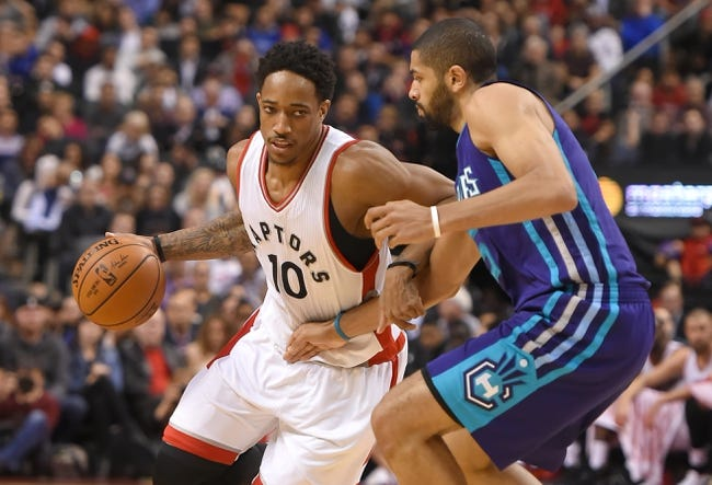 Toronto Raptors vs. Charlotte Hornets - 11/29/17 NBA Pick, Odds, and Prediction