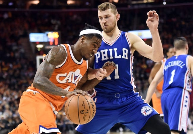 Philadelphia 76ers vs. Cleveland Cavaliers - 11/27/17 NBA Pick, Odds, and Prediction