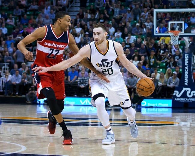 Utah Jazz vs. Washington Wizards - 12/4/17 NBA Pick, Odds, and Prediction