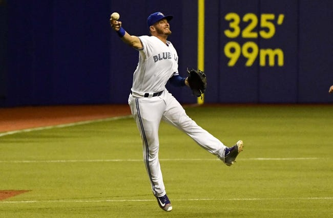 Toronto Blue Jays vs. Pittsburgh Pirates - 8/11/17 MLB Pick, Odds, and Prediction