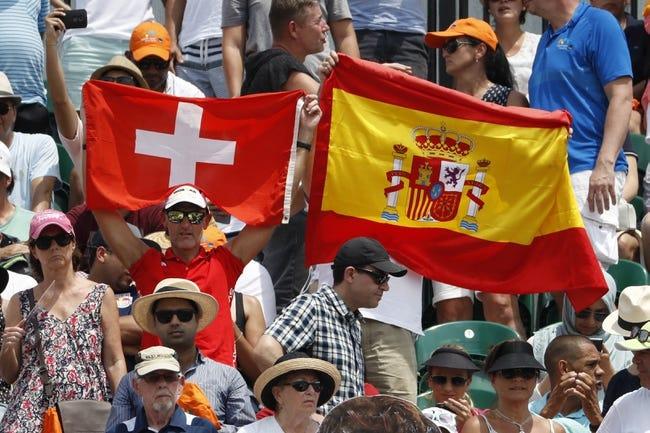 Tennis   Márton Fucsovics vs Roberto Bautista Agut